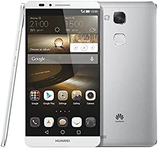 Huawei Ascend Mate 7 6 inch 2G+16GB Unlocked GSM 4G LTE Quad-Core 1.8GHZ Smartphone with 13MP Camera - Silver