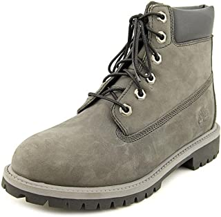 Timberland 6 Inch Premium Scuff Rebar Boot (Toddler/Little Kid/Big Kid)