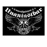 Unantastbar - Logo, Fahne
