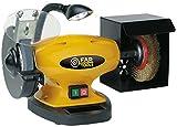 Fartools 110255 Touret à meuler 450 W Diamètre 150 mm Diamètre 2 150