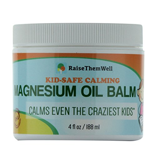 Big Save! Kid-Safe Calming Magnesium Oil Balm. Formulated for Sensitive Skin.
