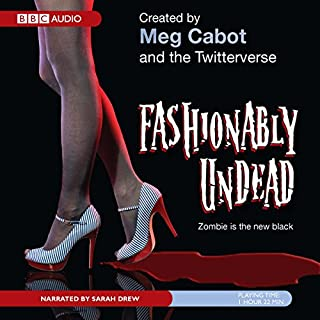 Fashionably Undead cover art