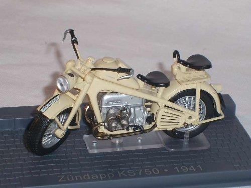 zÜndapp Ks750 Ks 750 1941 Beige 1/24 Altaya By ixo Modellmotorrad Modell Motorrad SondeRangebot