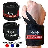 Fit Vikings Wrist Wraps