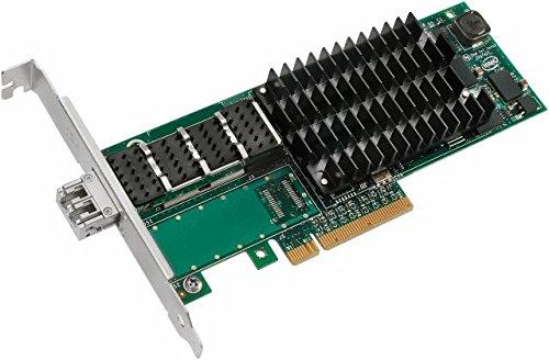EXPX9501AFXSR - Adaptador de servidor Intel 10 GigaBit XF SR 10 Gbps PCI Express 1x LC E Intel EXPX9501AFXSR 10Gbps XF SR PCI-Express 1x LC Server Network