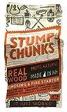 Stump Chunks 100% Natural Wood Fire Starter (Small), 0.075 cu. ft. Bag