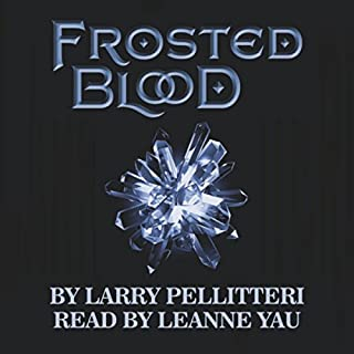 Frosted Blood cover art