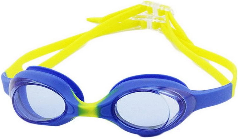 水泳ゴーグルユニセックスChildren Boys Girls Googles水泳プールGooglesクリアレンズ