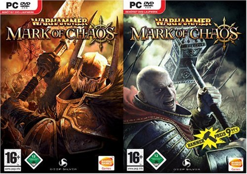 Warhammer Mark of Chaos (DVD-ROM)