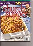 Taste of Home Church Supper June 2011 2011