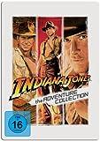 Indiana Jones Trilogie (Steelbook) [3 DVDs]