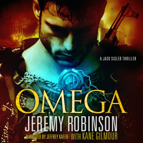 OMEGA (A Jack Sigler Thriller - Book 5) audiobook cover art