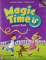 Magic Time 2/E 1 Student Book W/ST CD