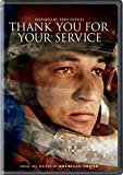 THANK YOU FOR YOUR SERVICE DVD