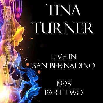 Live in San Bernadino 1993 Part Two (Live)