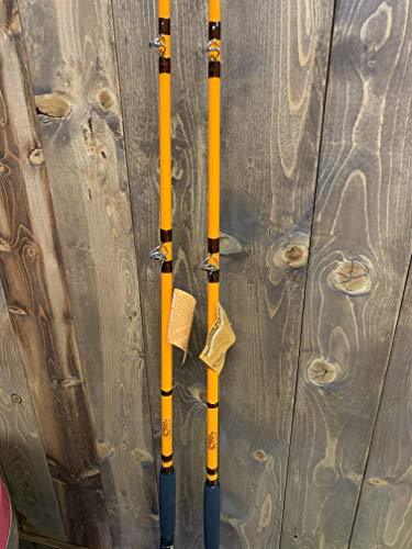Catfish Pro Tournament Series Casting Fishing Rod 7'6 Heavy...