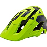 Fox Head Metah MTB Adjustable Adult Bike Helmet (Thresh Flo Yellow, XL/XXL)