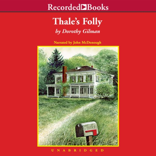 Thale's Folly cover art