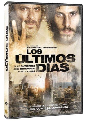 Los Últimos Días (Import Dvd) (2014) Quim Gutiérrez; José Coronado; Marta Etur...