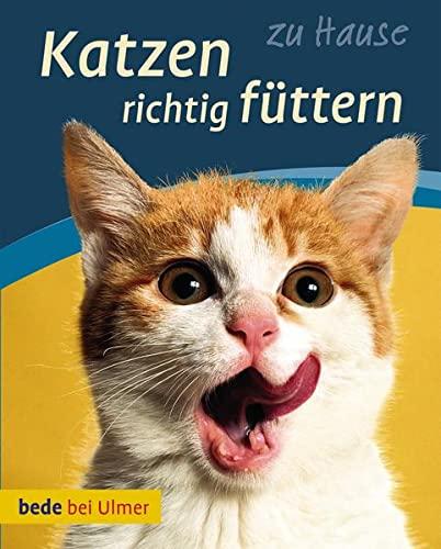 Katzen richtig füttern: Gesund - lecker - appetitlich