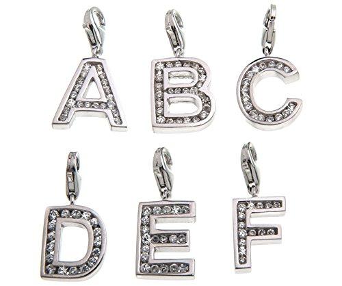 Letter hanger A, Charm hanger, letter