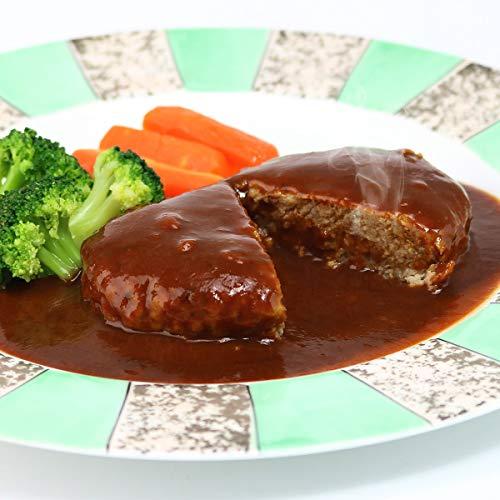 食の達人森源商店 業務用 食研ハンバーグ 50個 温めるだけ 日本食研 惣菜 弁当 冷凍便
