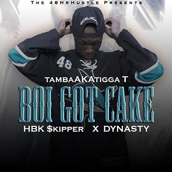 Boi Got Cake (Remix) [feat. Hbk Skipper & Dynasty]