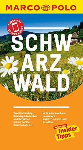MARCO POLO Reiseführer Schwarzwald: inklusive Insider-Tipps, Touren-App, Events&News...