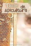 Diario de Apicultura: Diario para los amantes de las abejas | Para los apicultores | Cuaderno de apicultura | Cuaderno de seguimiento de la miel | ... | Bonito regalo de Navidad o de cumpleaños