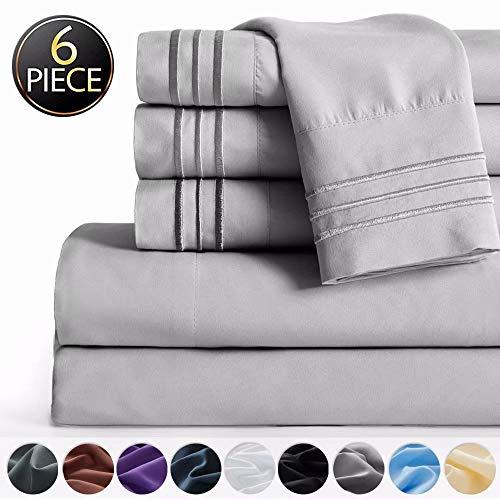 Image of SAKIAO -6PC Queen Size Bed...: Bestviewsreviews