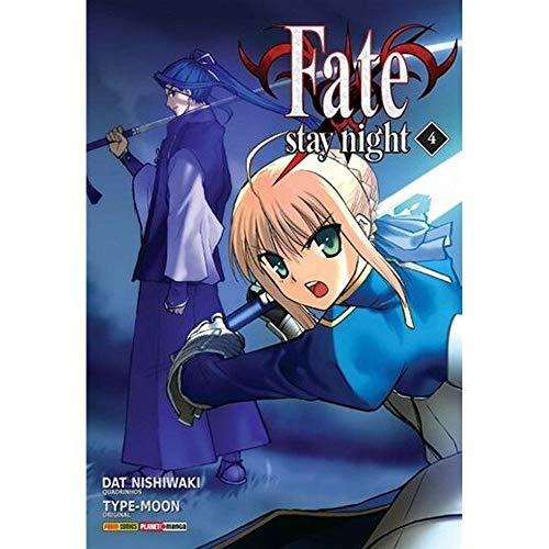 Fate/stay Night - Edição 4