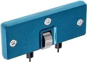 KKmoon Abridor de relógio ajustável Ferramenta para relojoeiro removedor de prensa chave para relógio removedor de bateria...