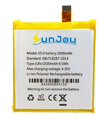 Todobarato24h Bateria Compatible con BQ AQUARIS E5/ E5 HD/ E5 FHD / 3G 2500 mAh Voltaje 4.35v