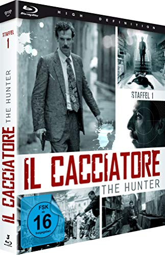 Il Cacciatore: The Hunter - Staffel 1 - [Blu-ray]