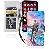 ヴァイオレット?エヴァーガーデン Iphone 11 ケース Iphone 11 Pro 手帳型 Iphone11 手帳型ケース 耐衝撃 耐摩擦 Puレザー 財布型 アイフォン11pro カバー カード収納 マグネット 米軍mil規格
