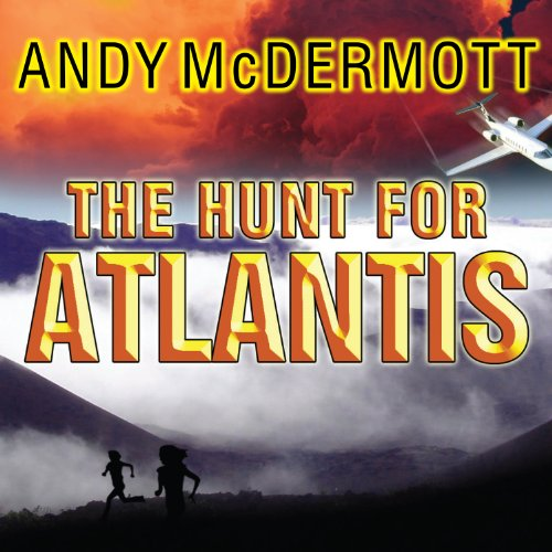 The Hunt for Atlantis audiobook cover art