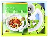 Set: Kochen für Kleinkinder: Plus Kindergeschirr von EMSA (GU Buch plus) von Cramm. Dagmar von (2012) Taschenbuch
