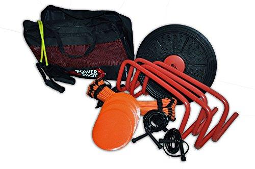 POWERSHOT® Trainingsset - Indoor Training Kit - Schnelligkeit und Koordination
