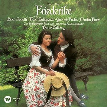 Lehár: Friederike