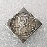 1863,1933,1943,Polonia,Antigüedades,Monedas Conmemorativas,Plateado,Colección,Mejor Regalo,Moneda de Desafío,2 Piezas Moneda de Decisión/A/Paridad