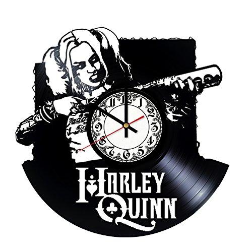51VCyYCxHJL Harley Quinn Clocks
