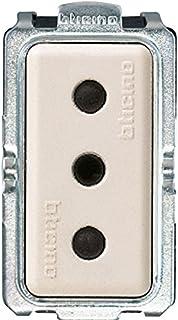 Enchufe de 10 amperios Color Antracita BTicino SL4113F