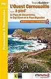 L'Ouest Cornouaille... à pied - Le Pays de Douarnenez, le Cap Sizun et le Pays Bigouden