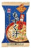 アマノフーズ 九州みそもずく汁 バラ 9.5g