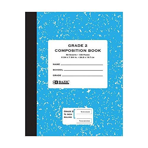 BAZIC Libro de composición de la escuela primaria