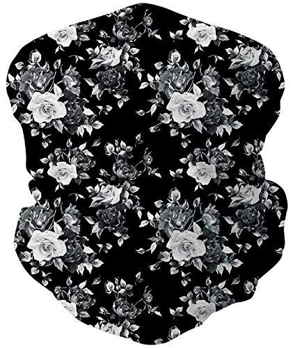 Loveternal Outdoor Funktionstücher Halstuch Multifunktionstuch Nahtloses Kopftuch,Schlauchtuch,Schal,Stirnband, Bikertuch,Unisex,Schnelltrocknend Winddicht Face Scarf für Staub, im Freien, Sport