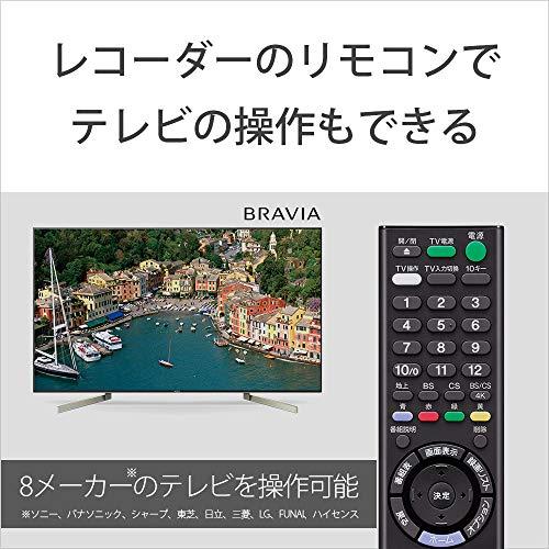 ソニー1TB2チューナー4KブルーレイレコーダーBDZ-FBW10004K放送長時間録画/W録画対応