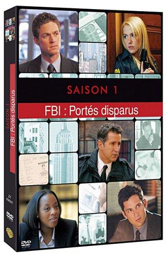 FBI : Portés disparus - Saison 1, Coffret 4 DVD