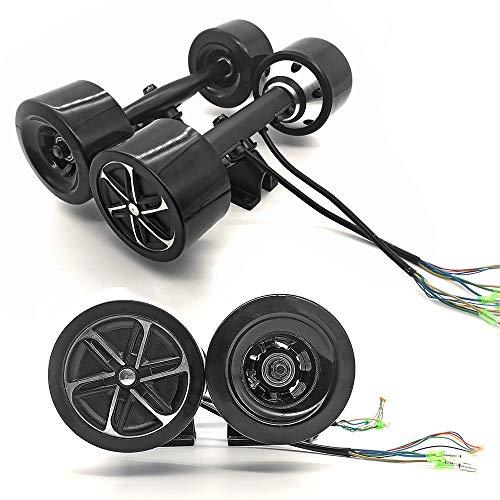 PROMOTOR Hub Motors Drive Kit for Electronic Skateboard Longboard 90MM 6364 Motor Wheel