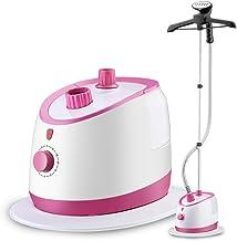 Steam Hanging Machine Household Handheld Hanging Iron Ironing Clothes Small Hanging Hot Ironing Machine,Whitepink jsmhh (C...